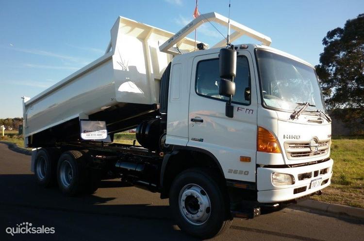 2011 Hino 500 Fm2630 Auto Mwb Quicksales Com Au Item