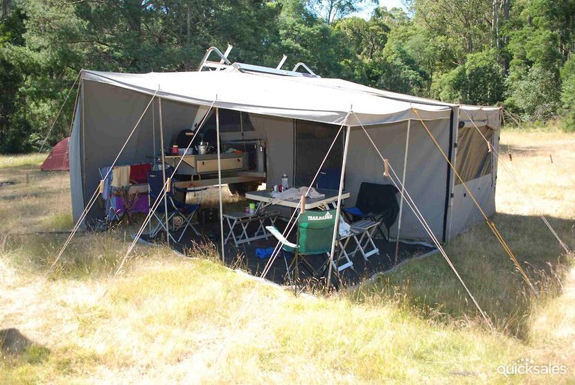 Innovative Cherokee Lite Camper