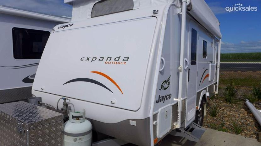 Excellent Jayco Expanda Bed End Fly  Travel Around Australia