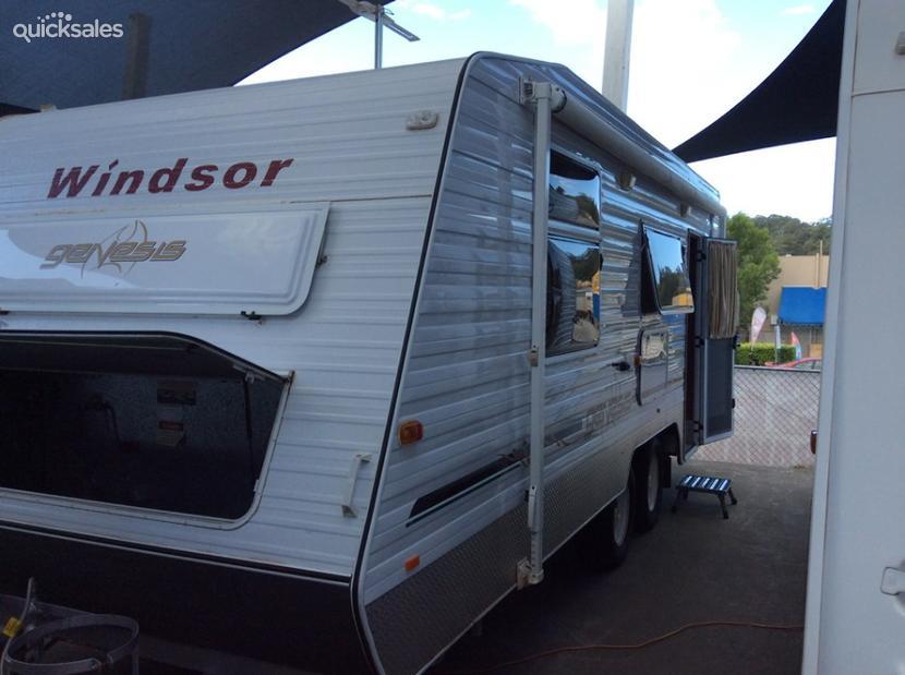 2008 Windsor Genesis 20 6ft Tourer Quicksales Com Au