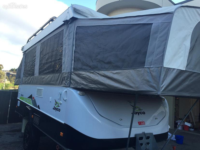 Excellent Used 2010 Jayco Swan Outback For Sale In Lysterfield Vic 3156