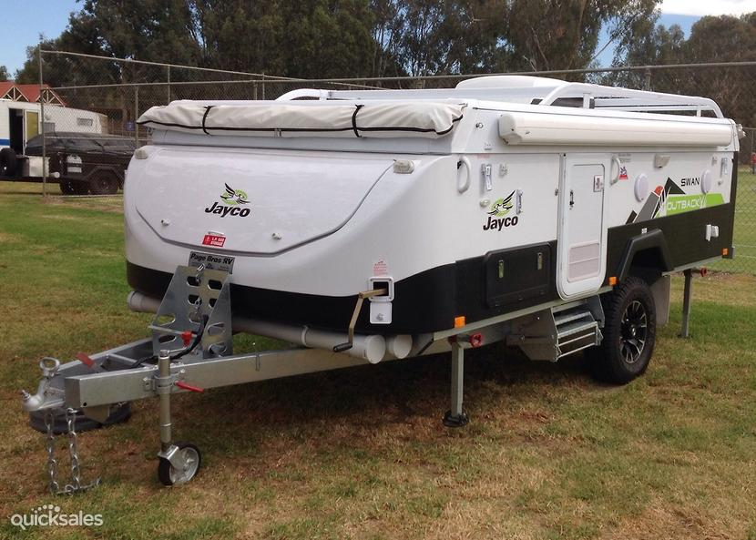 Perfect XPlore N More Camper Hire  Jayco Swan Touring Camper