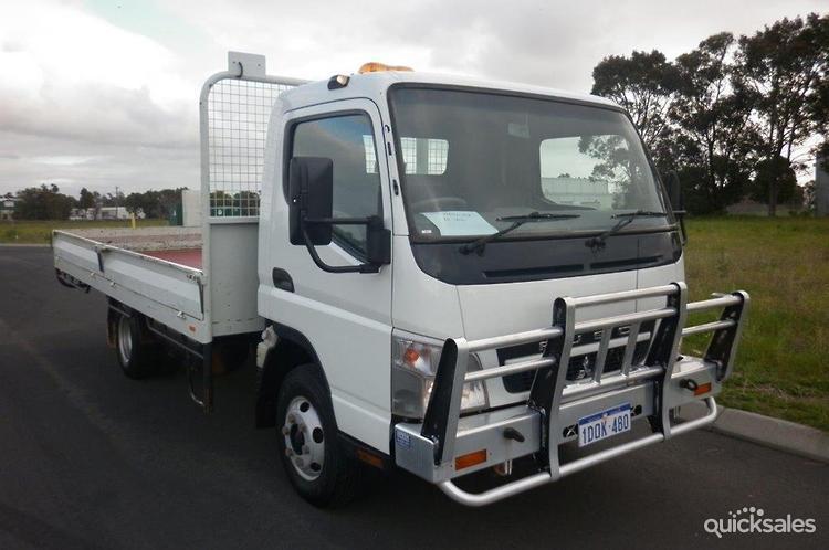 2010 Mitsubishi Canter Quicksales Com Au Item 1000065690