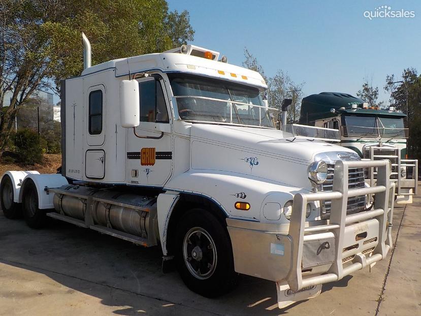 2004 Freightliner Century C S T 120 Quicksales Com Au Item 1000407248