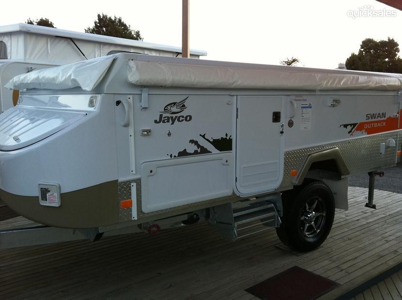 Brilliant 2011 Jayco Swan Outback  Quicksalescomau Item 1000064303