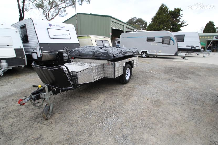 Awesome Brand New Off Road Campers The New Series 1 Eureka Offroad Camper