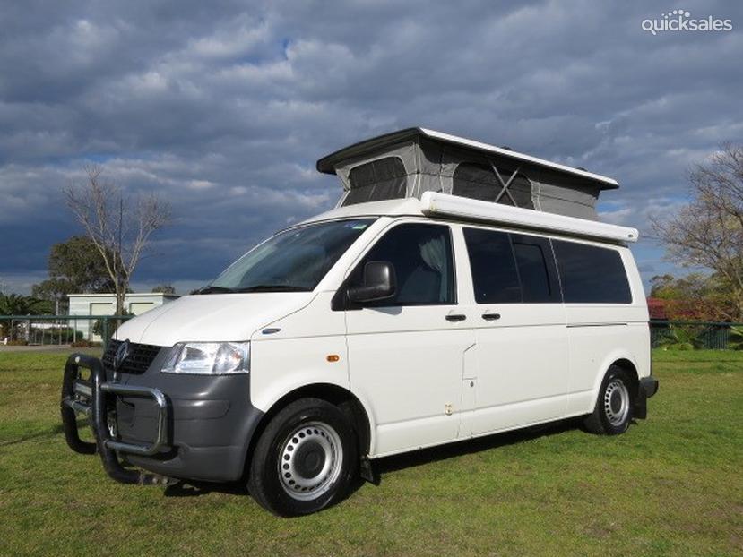 Frontline Auto Sales >> 2006 Frontline Volkswagen Camper – Auto – Turbo Diesel – Low Kms   quicksales.com.au item 1000279788