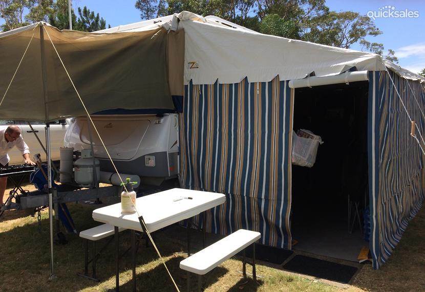 2008 Jayco Swan Outback Quicksales Com Au Item 1000380184