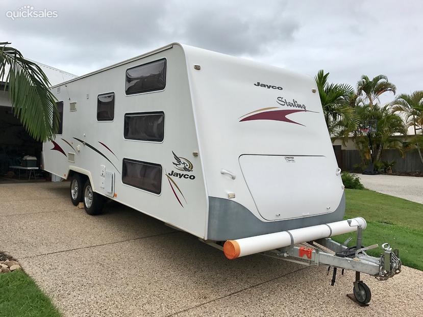 Brilliant FOR SALE 2002 Jayco Heritage 21ft Caravan  Bargain Sale