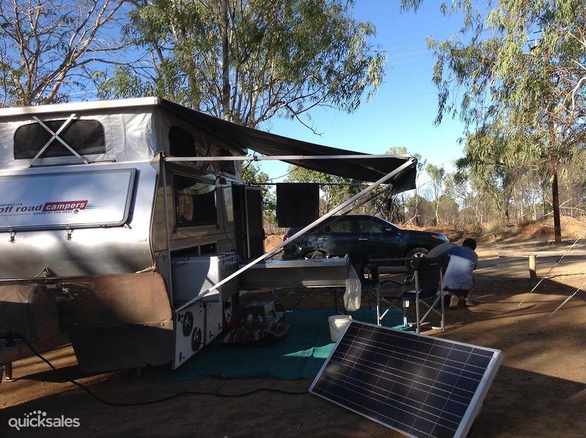 2008 Australian Off Road Campers Quantum Quicksales Com