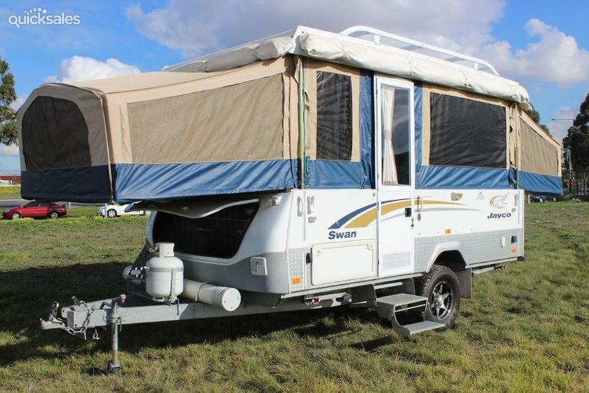 Excellent 2014 Jayco Swan Outback Mandurah  Caravan And Camping