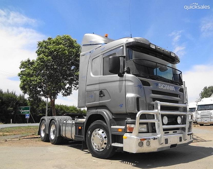 2007 Scania R500 Quicksales Com Au Item 1000053008