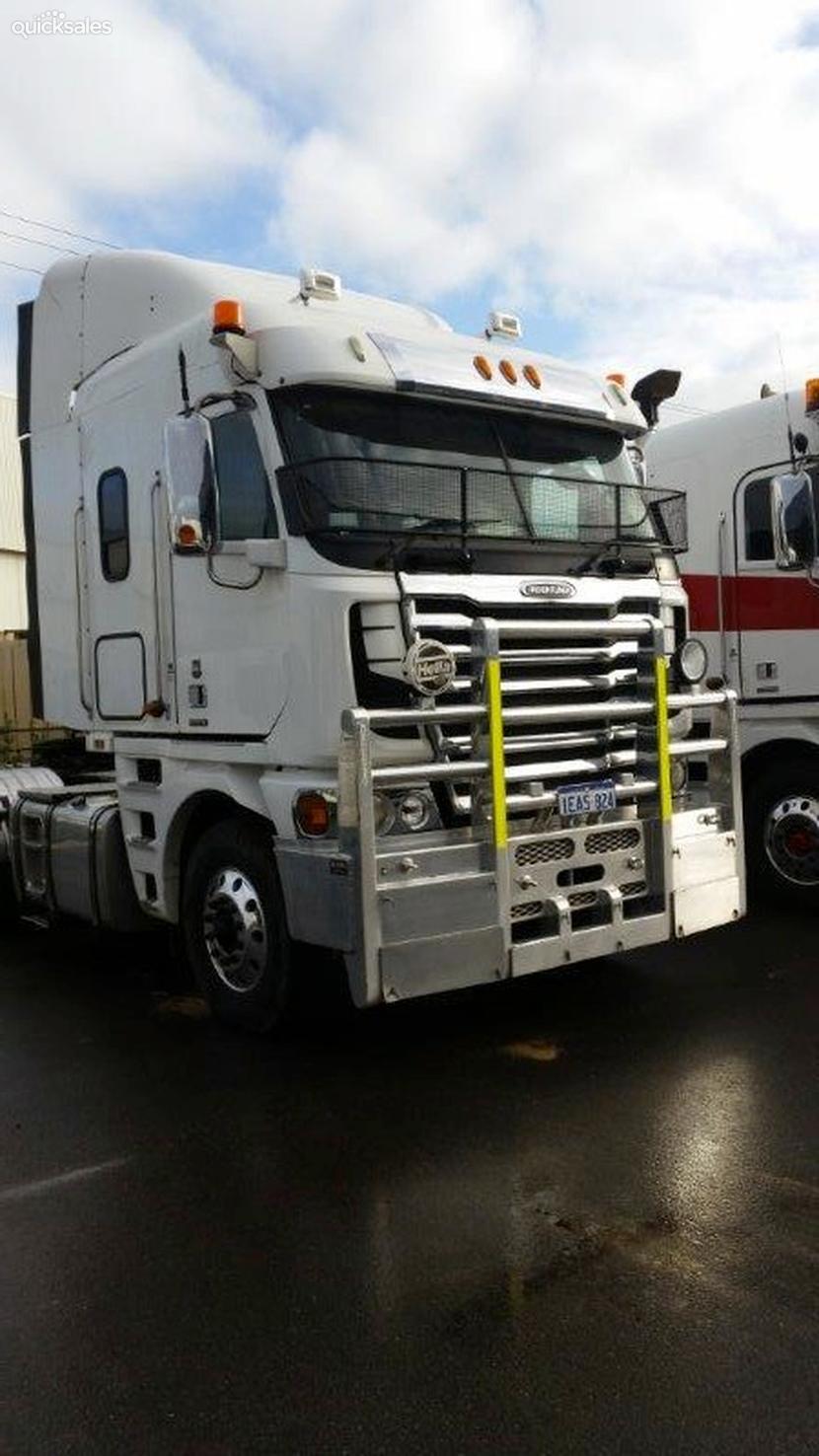 2012 Freightliner Argosy Quicksales Com Au Item 1000266588