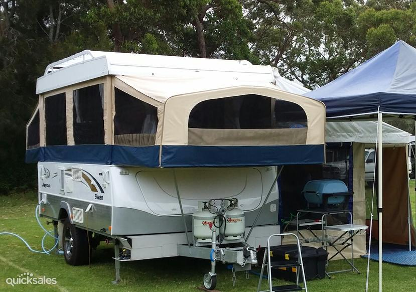 Innovative Used 2010 Jayco Swan Outback For Sale In Lysterfield Vic 3156