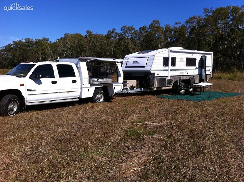 Awesome Bushtracker Caravan Wheel