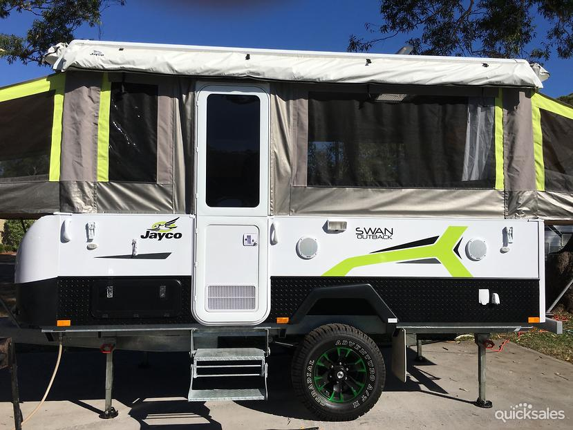 Fantastic Another Fabulous Win Was We Still Have More Storage Space Available In The Jayco Outback Swan This Was Really Surprising As We Never Quite Had Enough Space For Clothing In The OB Eagle So With Our First Trip Complete I Am Looking