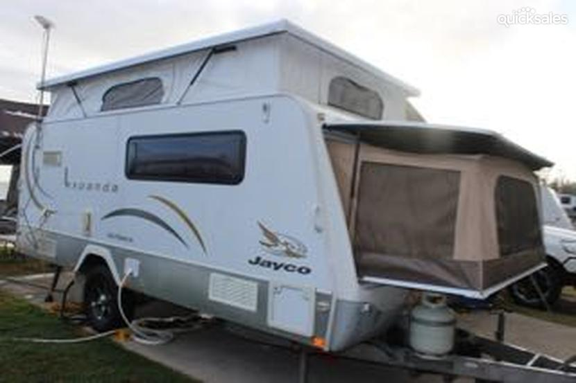 New The Roof And Walls Are Built With Jaycos ToughFrame Construction System, And The Outer  The Largest Expanda Model Is The 571m Caravan With Double Bed Extensions At Either End And An Electric Slideout Lounge The Smaller Models