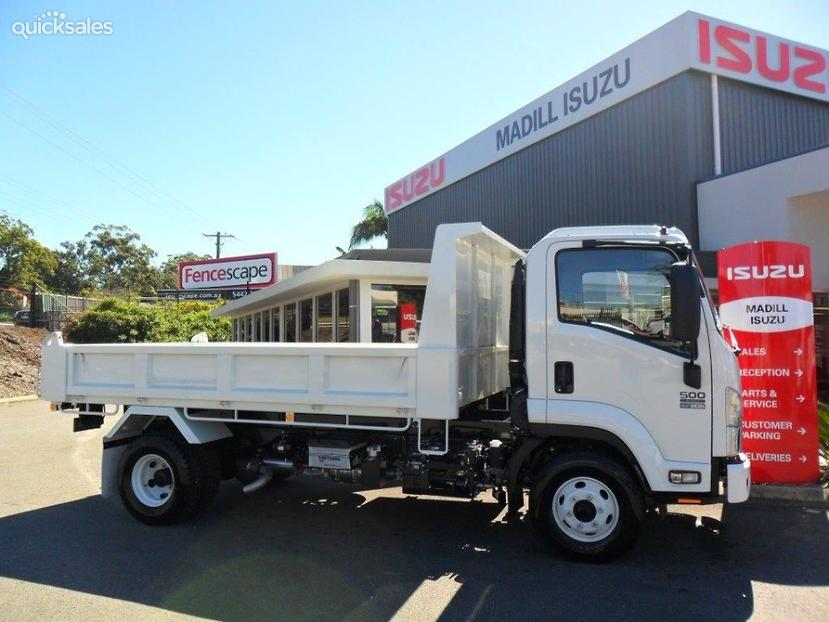 2015 Isuzu Frr 500 Short Tipper | quicksales.com.au item ...