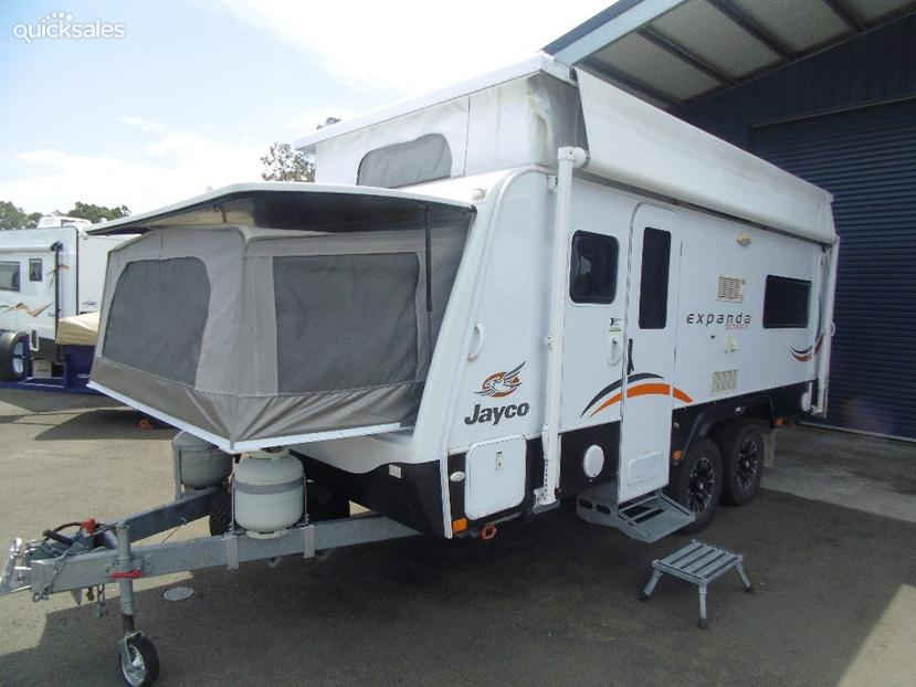 Brilliant JAYCO OUTBACK EXPANDA 14 For Sale In CAIRNS Queensland Classified