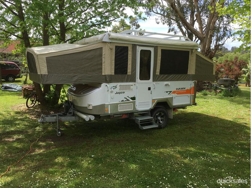 2011 Jayco Hawk Outback Item 1000468607