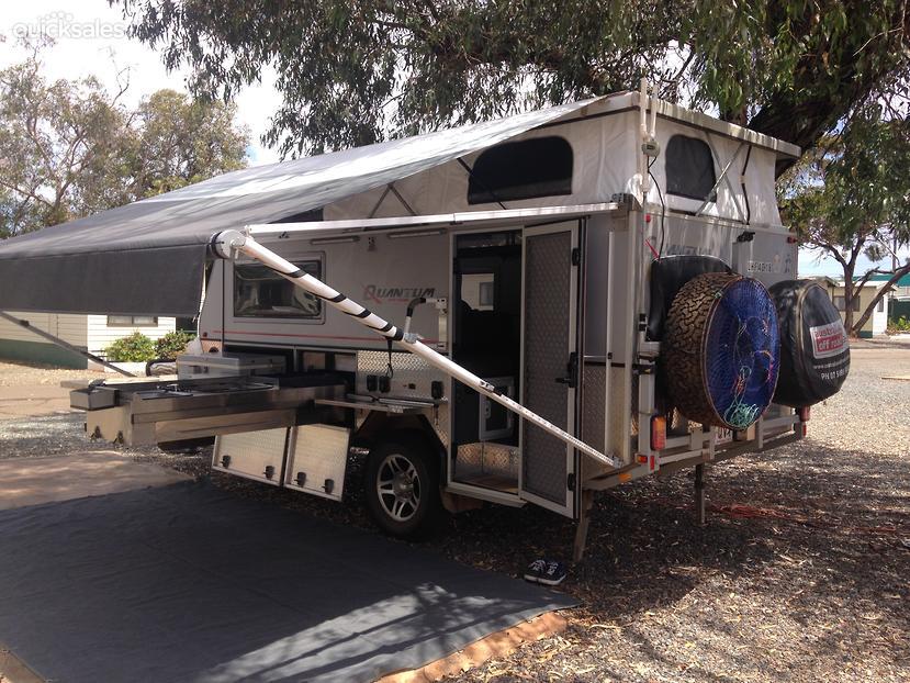 2013 Australian Off Road Campers Quantum Quicksales Com