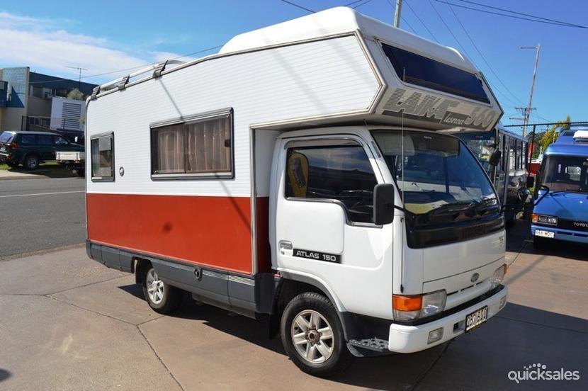 Nissan Atlas Motorhome