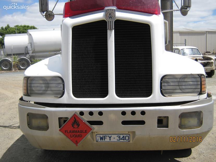 1998 Kenworth T601 Quicksales Com Au Item 1000532658