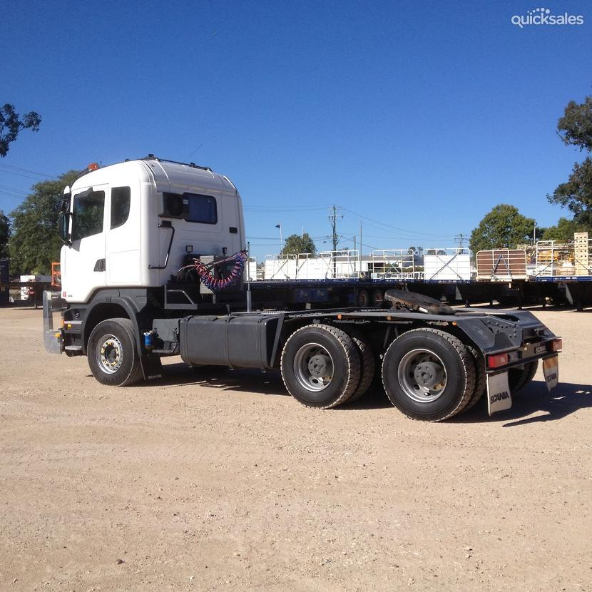 2014 Scania R620 Ca 6x4 Hhz Quicksales Com Au Item 1000246259