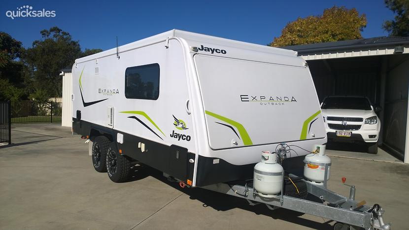 Innovative Jayco Expanda Outback