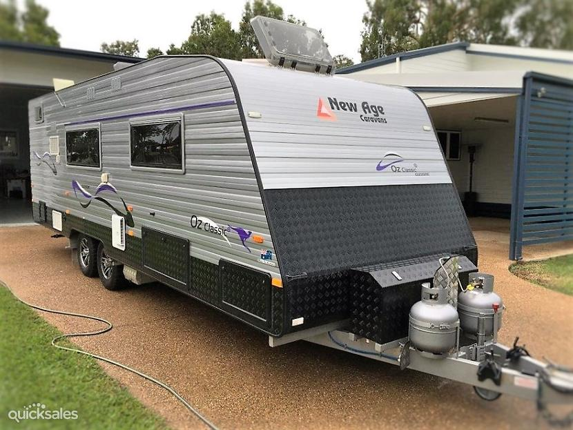 Cool Home Caravans For Sale New Age Caravans Bilby Range