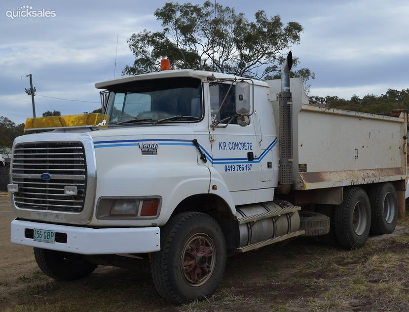 1992 Ford Lts9000 Quicksales Com Au Item 1000403367