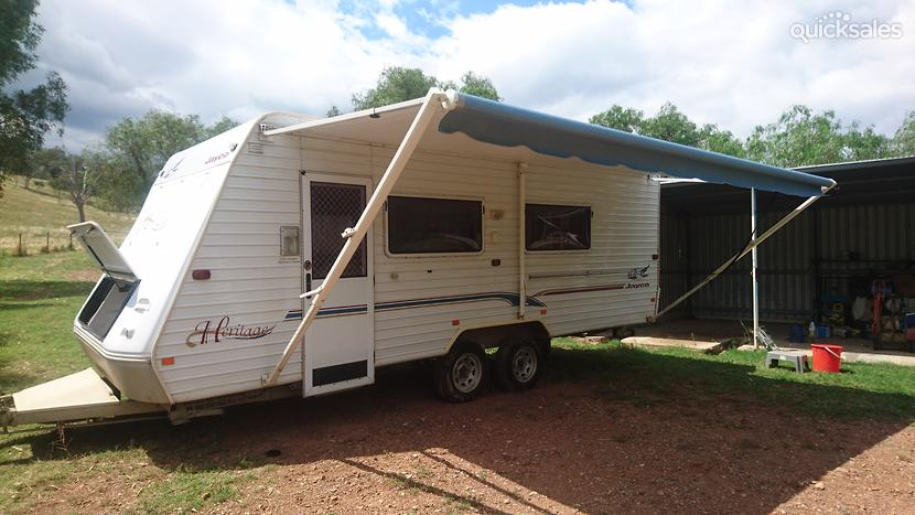 Perfect 2007 JAYCO EAGLE 12ft 4 X 7ft In Tamworth NSW FOR SALE  Autotrader
