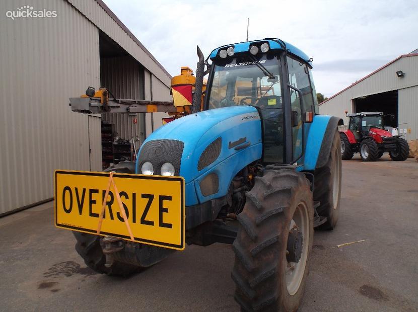 Griffith Tractor Seats : Landini mythos quicksales item
