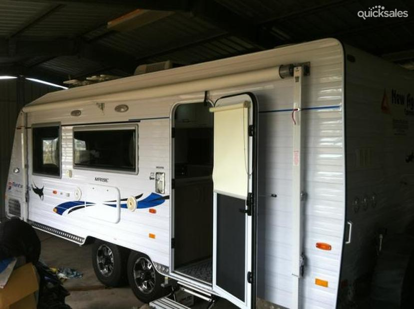 Innovative Home Caravans For Sale New Age Caravans Little Joey Range