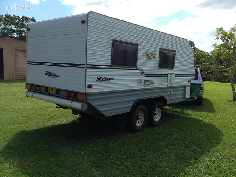 Popular 2005 Bushtracker Offroad Caravan  Quicksalescomau Item 1000357360