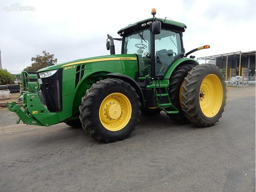 Griffith Tractor Seats : John deere r quicksales item